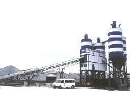 Planta mezcladora de concreto maquinaria agr cola - Mezcladora de cemento ...